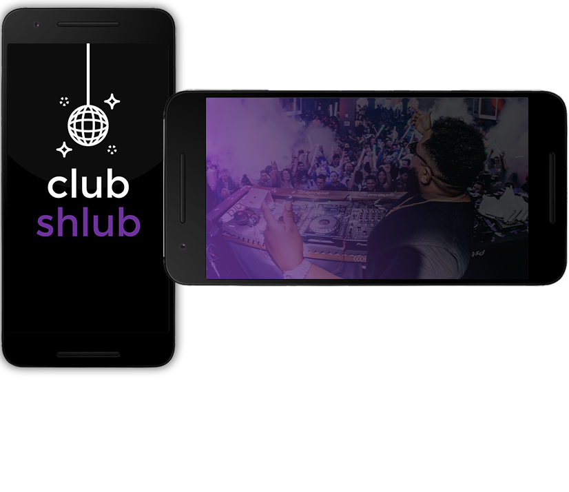 Club Shlub - Lets know whats happening